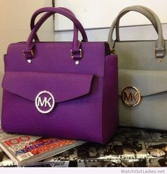 Michael Kors bags, I have one like this, but on black