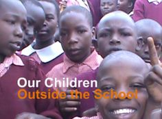 Scenes directly outside our Risen Scepter Excellent Care Centre school in the Mathare slum, Nairobi, Kenya. African Videos, Slums, The Outsiders, Nairobi, Kenya, School, Children, Centre, Movies