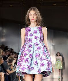 Mary Katrantzou's Spring '14 Collection Is, Well, A Shoe-In #refinery29