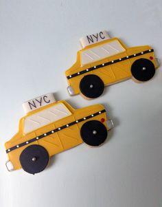 Meter's Running Cab Cookie