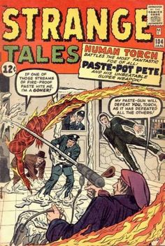 Stranger Tales #104 (Jan 1963)