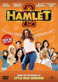 """Thrifty Film Review #30: """"Hamlet 2"""" http://www.thriftyfilmcritic.com/?p=95  The greatest sequel to Shakespeare's """"Hamlet"""" $5/$5"""