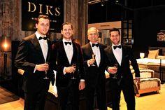 LXRY fair - Martin Diks en Karel Poelmans - 'Diks' Bedmakers met Toon en Mike Thijssen - the art of living
