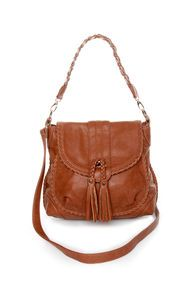 Saddle Up Brown Handbag. me like