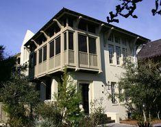 Portfolio of Eric Watson Revival Architecture, Residential Architecture, Architecture Details, Vernacular Architecture, Facade Design, Exterior Design, House Design, Dream House Exterior, Dream House Plans