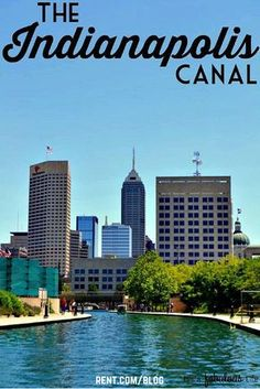 The Indianapolis Canal was built way back in the early 1800's to help support and promote the economy. Today, it's the perfect place for visitors! If you're visiting Indianapolis, you won't want to miss it. Girls Day Out Ideas, I Want To Travel, Dog Park, Economy Today, Days Out, Willis Tower, Back Home, Where To Go