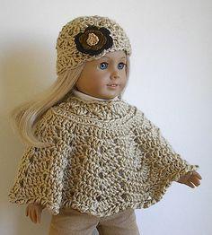 Crochet Pattern Central American Girl : doll patterns on Pinterest American Girl Dolls, American ...