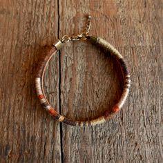 cbd294066273 Bracelet cadeau pour homme   Bracelet cuir   Bracelet tissé laine   Bijou  coloré pour homme
