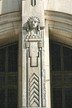 Penobscot Building (Lumber)--Detroit MI, via Flickr.