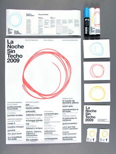 LNST 09 by Alberto Romanos. Love this. Gives people the chance to be part in creating the brand and is fun