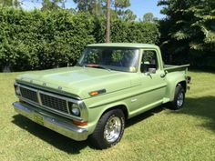 70 Ford F-100
