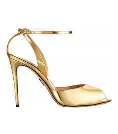 Gold shoes go best with black, white, red, emerald, blue and burgundy