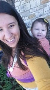 Awesome tips for taking a great babywearing selfie. So useful! We want to see yours!