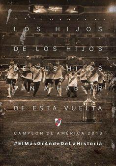 Campeón Copa Conmebol Libertadores 2018