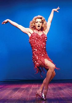 Logan Keslar - La Cage Aux Folles - stage USA - 2010