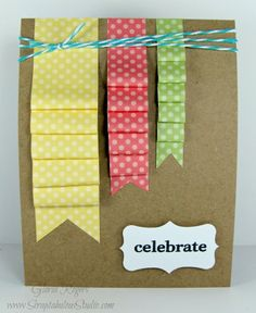 Quick Dotty Cards by Gloria Rogers