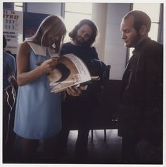 Jim with sherri siddons ( manager bill siddons wife) & Leon barnard who worked for the Doors...Lot Detail - Jim Morrison Original Frank Lisciandro 11 x 11 Photograph