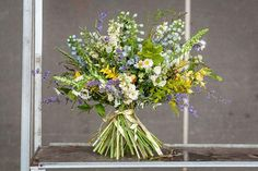 Top florists create arrangements and bouquets exclusively from locally grown blooms