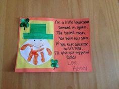 St Patricks Day Crafts for Kids to Make March Crafts, K Crafts, St Patrick's Day Crafts, Daycare Crafts, Classroom Crafts, Baby Crafts, Toddler Crafts, Infant Crafts, Toddler Art