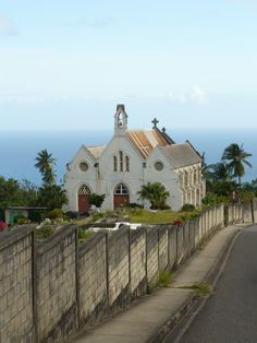 Barbados Church...been here, want to go back. The most friendly island we stopped at, simply beautiful!