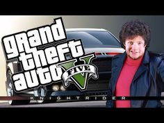 GTA 5 PC Mod Showcase - THE KNIGHT RIDER MOD! - YouTube