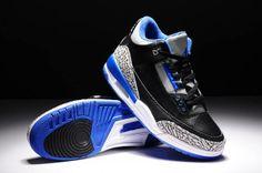 August 16, 2014 Air Jordan 3 Sport Blue
