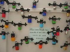 Les contes, un projet d'école ! - [Circonscription Lyon 3]