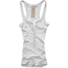 abercrombie tank ❤ liked on Polyvore featuring tops, tank tops, tanks, shirts, abercrombie fitch shirt and abercrombie fitch top