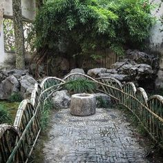 """""""Prefer a garden to cultivate the mind and to live in, lofty mountains and water to inspire the heart, seek the pleasure and comforts of the fisherman and woodcutter, and stay away from the hectic life that imprisons the mind"""", painter Gui Xi (1020-1099), Master of the Nets Garden, Suzhou, China  #WangshiYuan #MasterOfTheNetsGarden #Suzhou #China #ChineseGarden #SongDynasty #GardenDesign #Asia"""