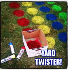 Yard Twister