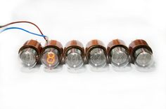Nixie Tubes  IN-1 new set of 6 nixie  for making a Nixie by Hivus