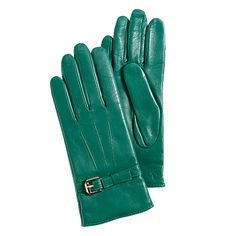 Bow Leather Glove - Women's Accessories: Colehaan.com