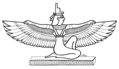 изображение богини маат в векторе: 2 тыс изображений найдено в Яндекс.Картинках
