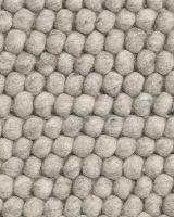 LYS VINTAGE | Peas Teppich soft grey | Shop