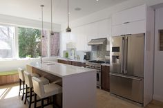 Awesome kitchen! - Design by Inner Luxe, Toronto
