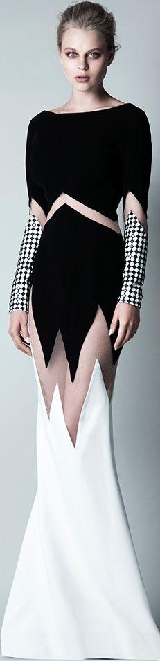*.* Saiid Kobeisy pre fall 2016. Black & white