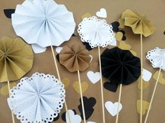 25100 pc Pinwheel Wands / 36 / Wedding Event by DECORBYTORIA, $38.70