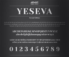 There Is No Getting Round These 40 Inescapable Fonts In 2013
