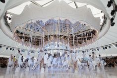 Louis Vuitton SS12 Show