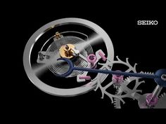 Seiko 7s26 4r36 6r15 Movement - YouTube