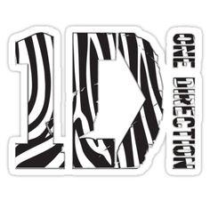 1D logo