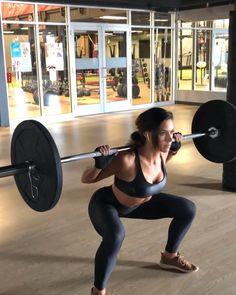 "16.7k Likes, 378 Comments - KELSEY WELLS (@kelseywells) on Instagram: ""⚡️FULL-BODY BARBELL BLAST⚡️ . 4 sets of 12 reps each: Single-Leg Deadlifts Sumo Deadlifts Glute…"""