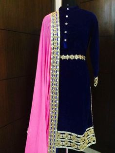 Applique by Astha Khanna Info & Review | Bridal Wear in Delhi NCR | Wedmegood Churidar Suits, Pakistan Fashion, Punjabi Suits, Wedding Wear, Bollywood Fashion, Long Tops, Stylish Dresses, Indian Dresses, Dress Collection
