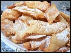 Beignets, Crostoli Recipe, Biscotti Recipe, Best Italian Recipes, Biscuit Cookies, Mini Desserts, Sweets Recipes, Air Fryer Recipes, Catering