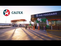 The Foodary, Caltex flagship store opening - Derrimut Gas Service, Reality Tv Shows, Drone Photography, Gas Station, Grand Opening, Amazing Bathrooms, Science And Technology, Sunrise, Things To Think About