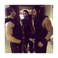 Tumblr ❤ liked on Polyvore featuring wwe, dean ambrose and wwe stars