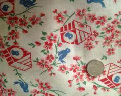 18 x 36   1/2 Novelty Vintage Feedsack