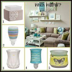 Which warmer www.latishashipman.scentsy.us