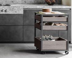 Küchenwagen roller ~ Koop heine home keukentrolley rood in de heine online shop