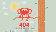 Feil 404 - NRKSuper - NRK Super